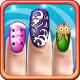 Nail Makeover Spa - Little Princess Virtual Art Nails Salon For Girls and Kids